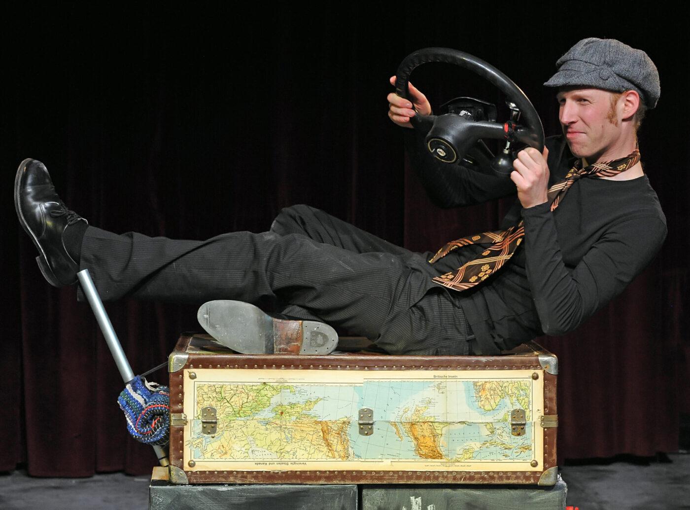 Zaubertheater Johannes Arnold
