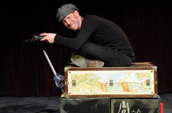 Zaubertheater mit Johannes Arnold